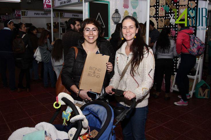 Layla Osman y Maria Eugenica Pulido