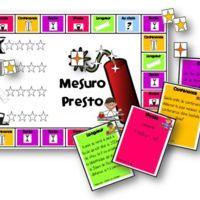 Mesuro Presto - jeu coopératif sur les mesures.