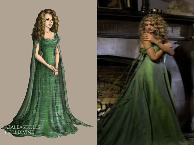 Pin on My Recreations of Costumes from Books, Movies ...