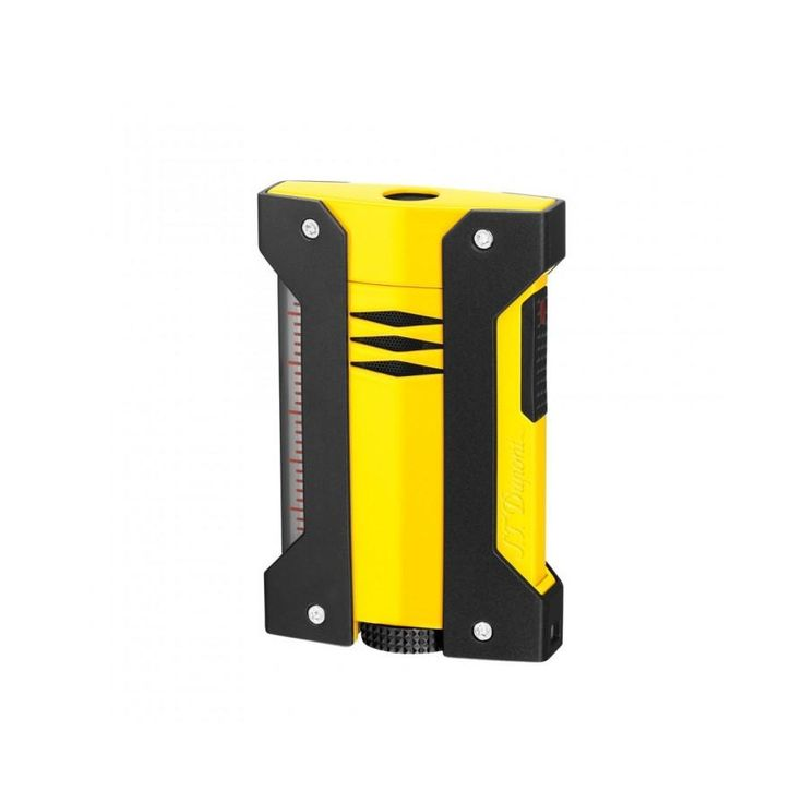 St Dupont Defi Extreme Giallo - Tabaccheria Corti Lecco - Online Shop #lighters #stdupont #tabaccheriacorti #dupont