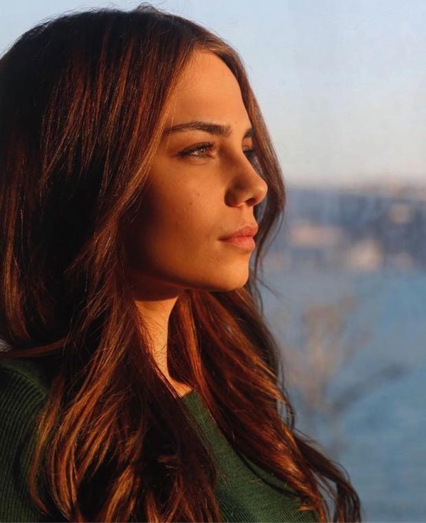 Bahar Sahin Tv Series Biography Height Turkish Drama In 2020 Tv Series Istanbul Biography