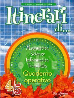 Itinerari  quaderno di matematica 4/5 - scuola primaria