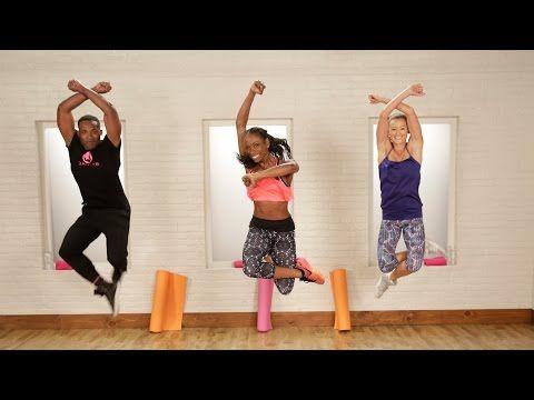 30-Minute Dance Cardio Workout For a Better Butt | Class FitSugar - YouTube