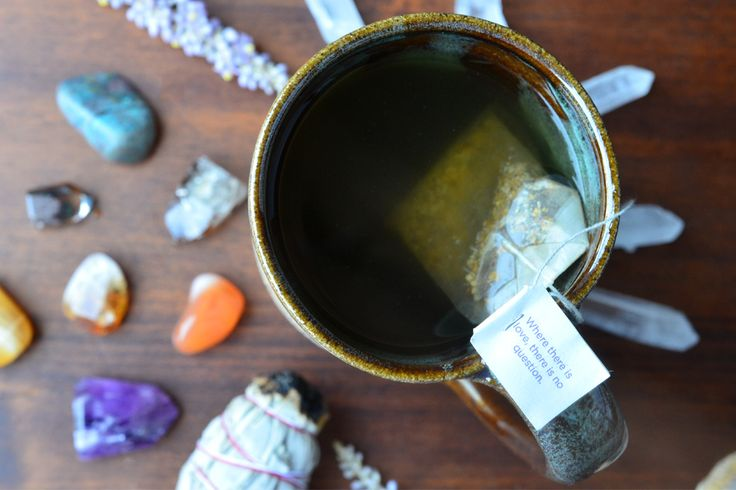 A morning tea meditation is a beautiful mindfulness exercise.  Creating a mindful morning allows you start the day the way you'd like it to go.