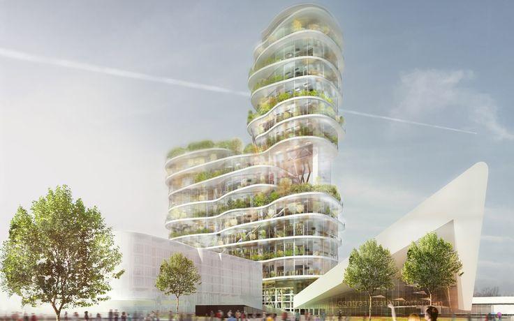 Green Living City
