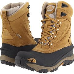 Men's North Face boots