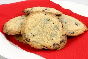 Chocolate-chip cookies 4