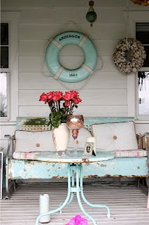 61 best outdoor seashore decor images on pinterest