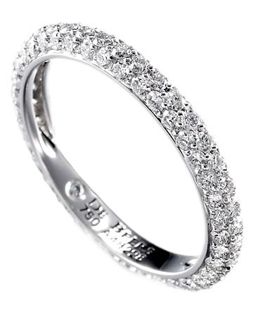 """IF I ever decided I didn't want to wear my complete """"set""""... This would be a gorgeous band"""