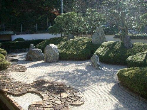Karesansui Garden Japan