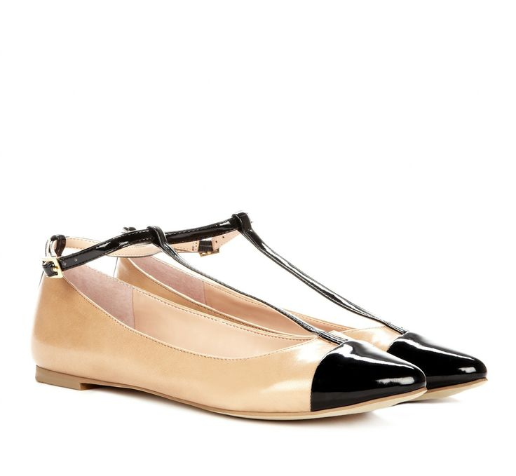 sweet t-strap flats - Sole Society