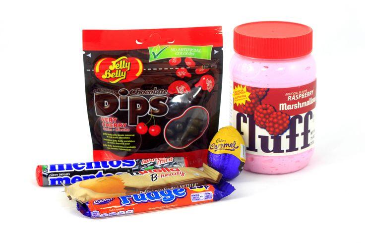 Słodycze od Scrummy Sweets