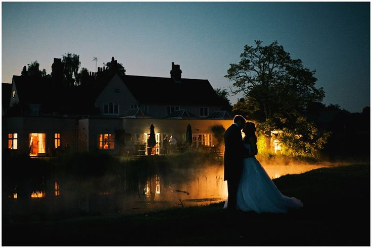 Prested Hall Wedding Portrait
