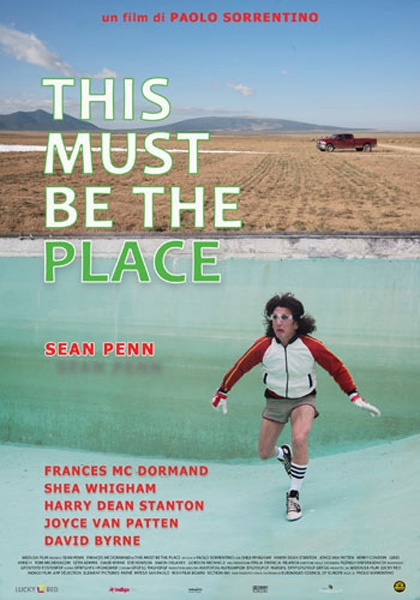 #1 This must be the place - Paolo Sorrentino  2011