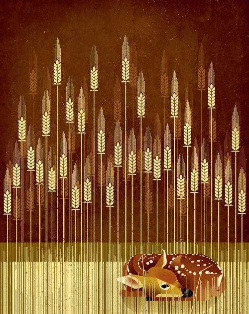 My Owl Barn: Fantastic Wildlife Illustrations by Dieter Braun
