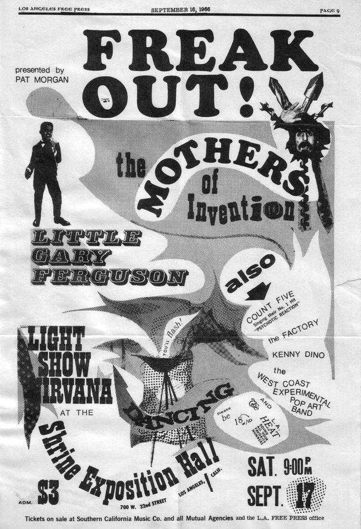 Best Concerts I Attended Images On Pinterest - Los angeles poster black and white