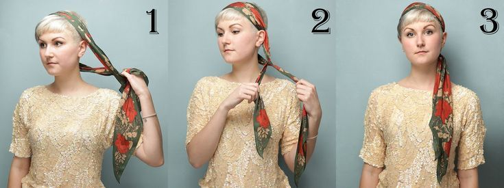 Tie Your Headscarf The Daisy Way