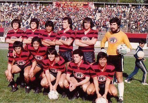 Rangers de Talca 1982