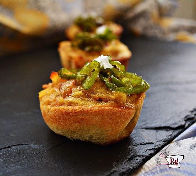 """@rosgastronomica y su Bocadillo decostruido de """" Tortilla española """" Una delicia!!"""