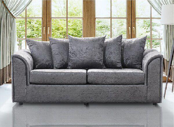 Efrain 3 Seater Sofa 3 Seater Sofa Buy Sofa Online Seater Sofa