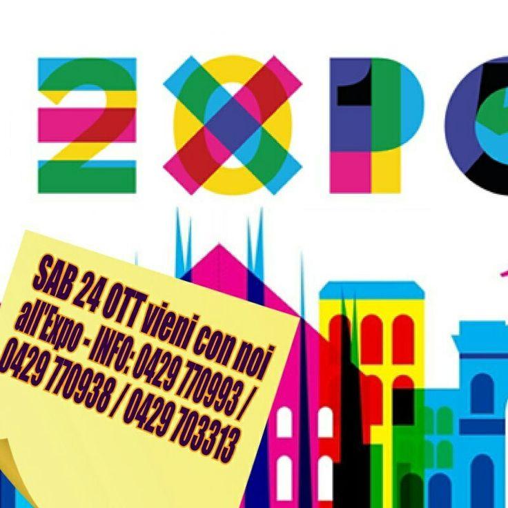 #expo 2015!