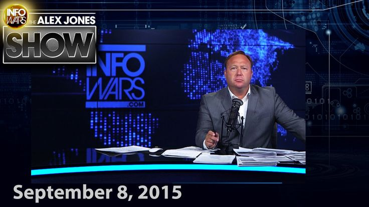 Full Show- Migrant Crisis Is Planned Invasion - 09/08/2015
