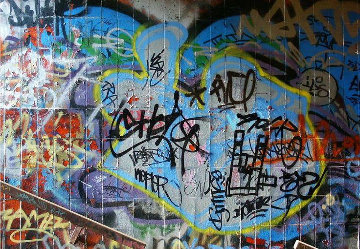 10 Graffiti Terms to Remember