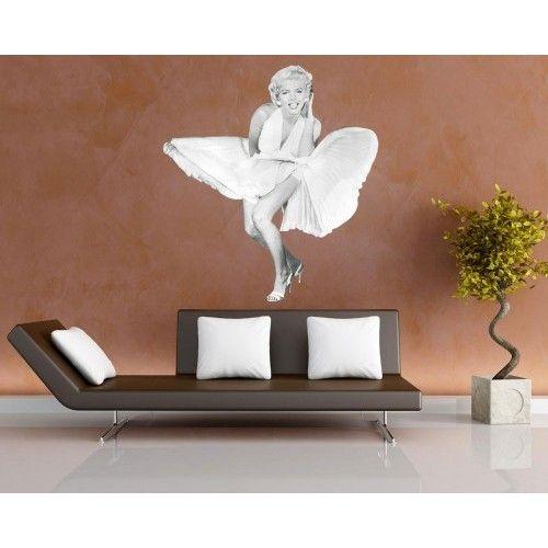 150x140cm DUVAR STİCKER -Marilyn Monroe 200063