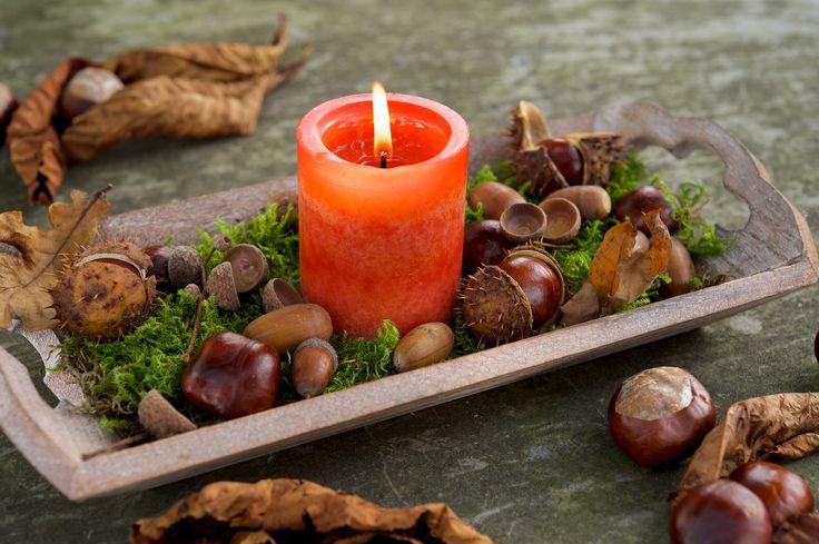 Bildergebnis f r deko mit kastanien dekoration pinterest kastanie herbst und deko - Deko mit kastanien ...