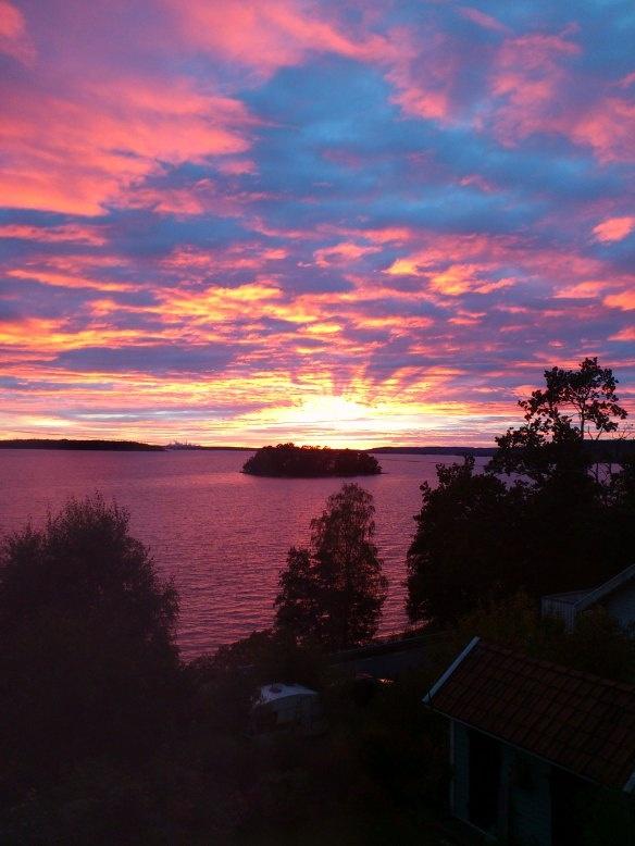 Bråviken Bay, Norrköping, Sweden