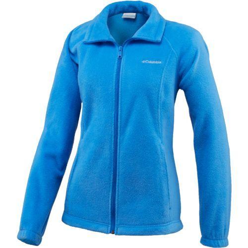Columbia Sportswear Women's Benton Springs™ Full Zip Fleece Jacket http://www.uksportsoutdoors.com/product/under-armour-womens-compression-capri-34-black-black-sizefr-m-taille-fabricant-md/