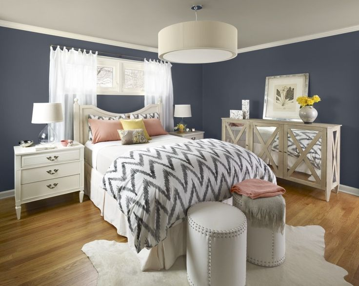 gray wall bedroom  | Bedroom Color for 2013 with Grey Wall pictures in other sizes: