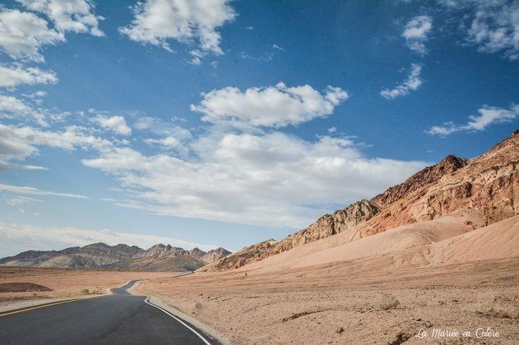 vallée de la mort, notre voyage en californie