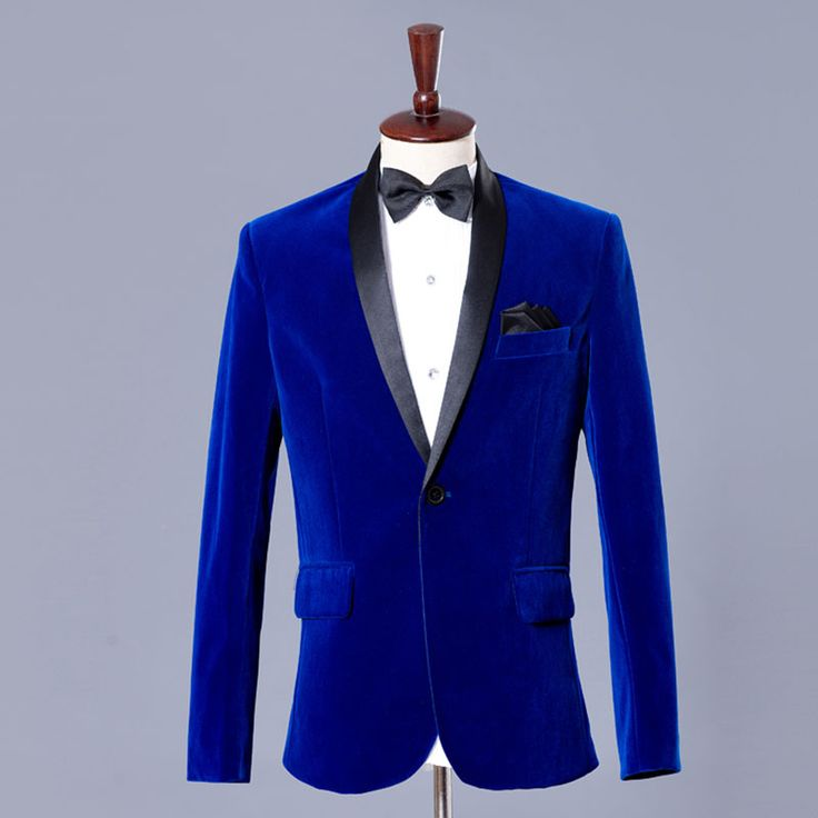 Best 25  Blue velvet blazer mens ideas on Pinterest | Velvet suit ...
