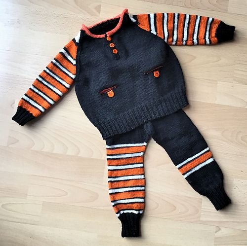 Ravelry: angelaknits' For the little Tiger
