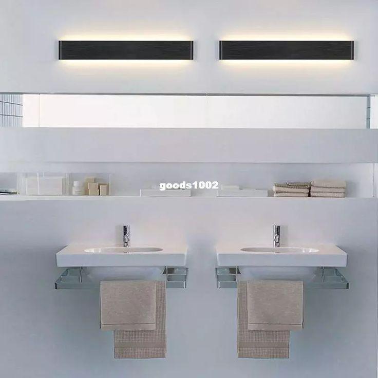 luminaire lamparas de pared lighting fixture bathroom mirror lights