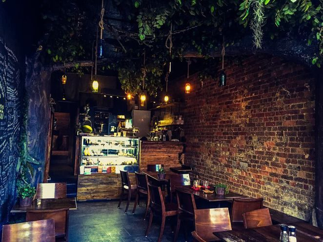 """Lost Boys Cafe & Tree House Bar - """"Behind the rustic oak door, as you step over the threshold, you'll feel like you've stepped into fairy tale heaven"""""""