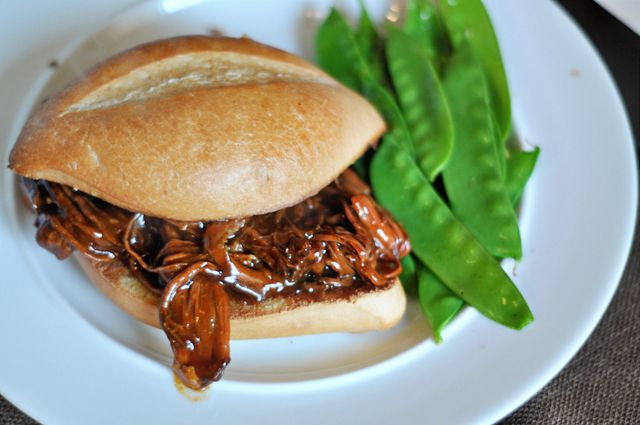 Ultimate Slow-Cooker Shredded BBQ Beef - sounds good