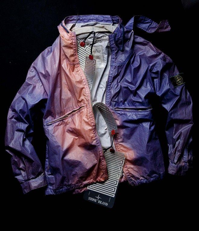 Massimo Osti (1944-2005) | Ice Jacket for Stone Island, 1989. Archivi della moda del novecento