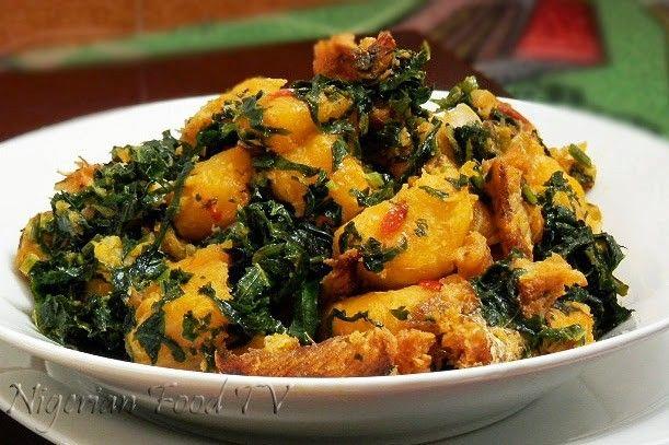 Nigerian Plantain Porridge Recipe Plantain Recipes Nigerian Recipes Nigeria Food