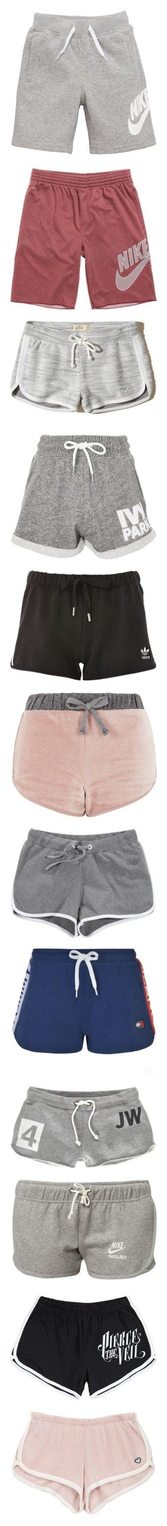 """Shorts/Skirts"" by nasza ❤ liked on Polyvore featuring men's fashion, men's clothing, men's activewear, men's activewear shorts, red, nike, shorts, bottoms, short and pants"