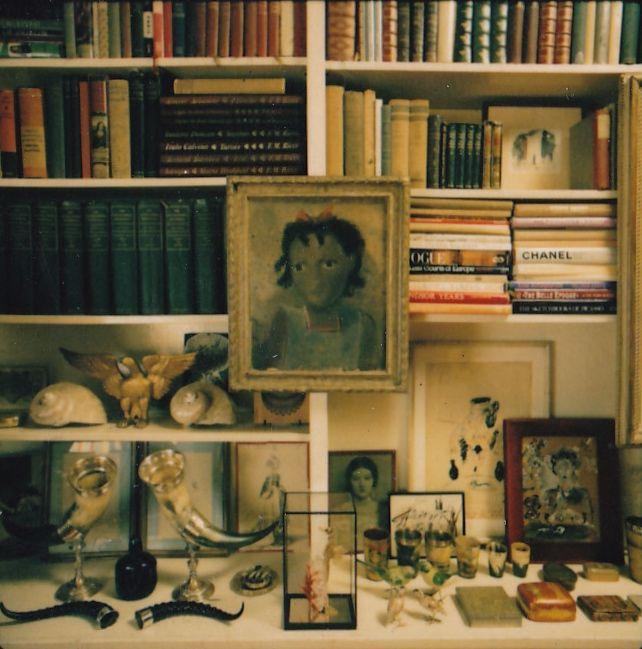 Diana Vreeland's LibraryVreeland Private, Libraries Diana, Libraries Art, Diana Vreeland, Vreeland Libraries, Art Display, Book Collector, Private Libraries, Books Reading