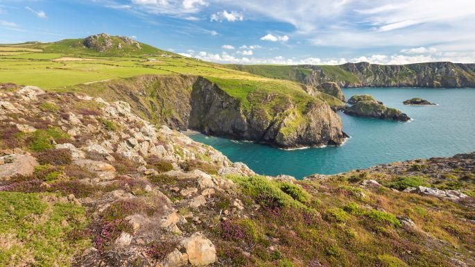 Griff Rhys Jones on coastal walking in Wales | Travel | The Times & The…