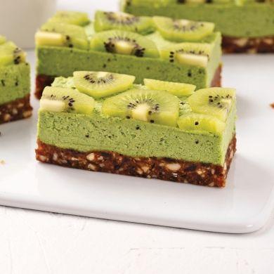 Barres coco-kiwi - Recettes - Cuisine et nutrition - Pratico Pratiques