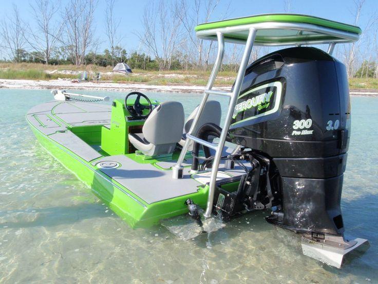 Flats Boats