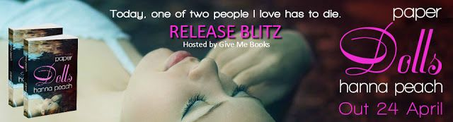 Renee Entress's Blog: [Release Blitz & Giveaway] Paper Dolls by Hanna Pe...