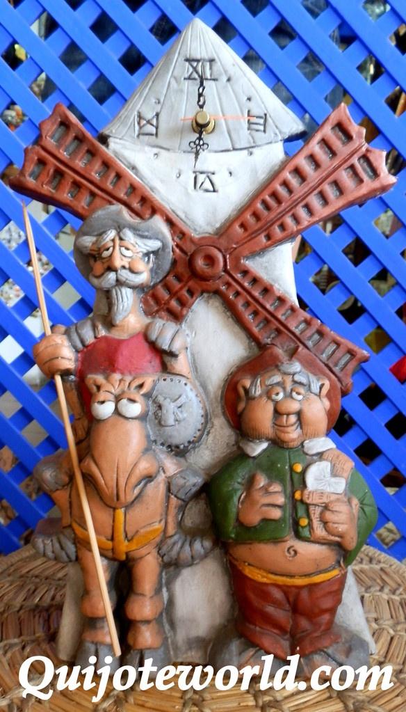 17 mejores im genes sobre figuras d quijote grandes en for Figuras ceramica