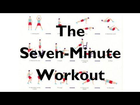 Scientific 7-Minute Workout