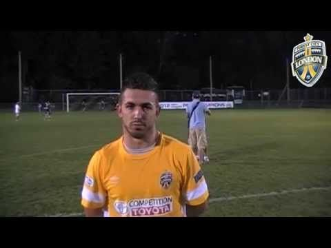 James Pucci Game Comments and Incredible Free-Kick vs Toronto Lynx  3-3 ...