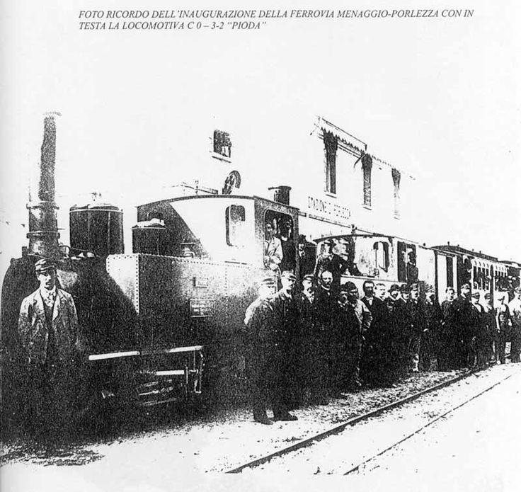 rotabili 2 - Ferrovia Menaggio Porlezza